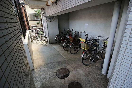 中古マンション-横須賀市久里浜5丁目 駐輪場も用意されていますよ