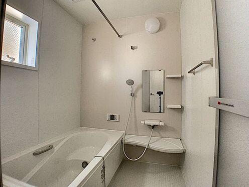 新築一戸建て-名古屋市守山区新守山 浴室乾燥機付きの為雨の日のお洗濯物も安心です