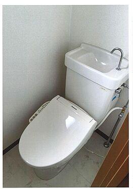 アパート-焼津市保福島 トイレ