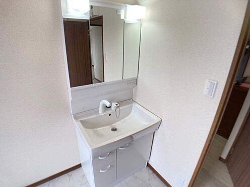 中古マンション-岡崎市東大友町字筆屋 鏡裏に収納スペースございます。