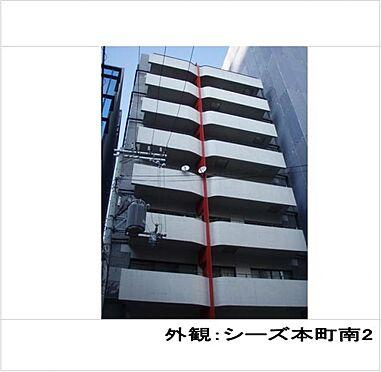 マンション(建物一部)-大阪市西区新町1丁目 外観