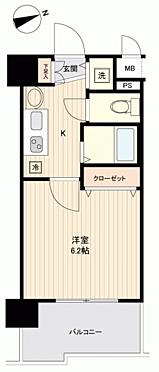 マンション(建物一部)-名古屋市西区城西1丁目 間取り