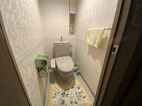 中古マンション-江戸川区中葛西6丁目 トイレ