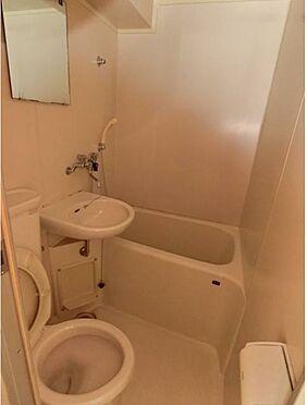 マンション(建物全部)-横浜市中区石川町4丁目 バス・トイレ