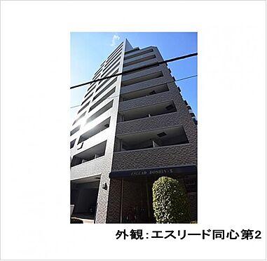 マンション(建物一部)-大阪市北区同心2丁目 外観