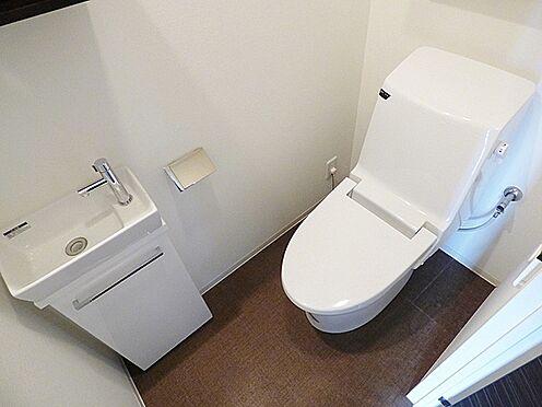 中古マンション-横浜市西区東久保町 トイレ