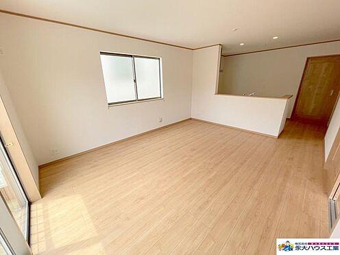 戸建賃貸-仙台市太白区松が丘 居間