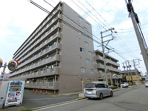 中古マンション-新潟市中央区南出来島2丁目 マンション外観