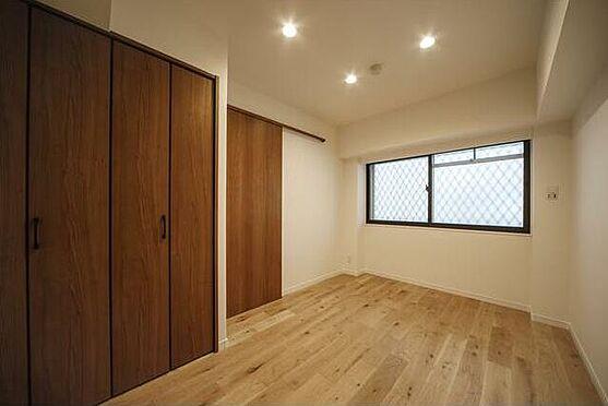 区分マンション-福岡市中央区浄水通 寝室