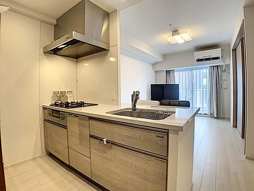 区分マンション-名古屋市中区栄5丁目 食器洗乾燥機付きで家族の食器もピカピカ。後片付けもラクラクこなせます!
