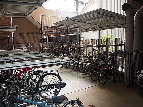 マンション(建物一部)-神戸市中央区元町通5丁目 収容台数の多い駐輪スペース付き