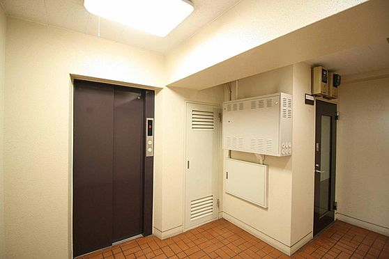 事務所(建物一部)-千葉市中央区登戸1丁目 2階エレベータ付近