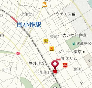 マンション(建物一部)-羽村市栄町2丁目 その他