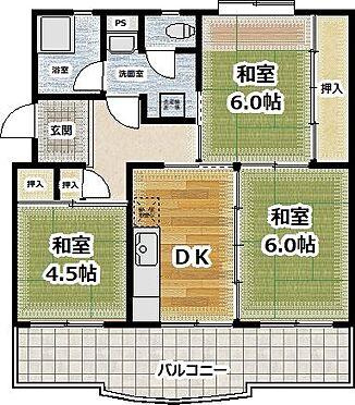 中古マンション-豊田市保見ケ丘6丁目 居住用や寮や社宅としてもおススメです