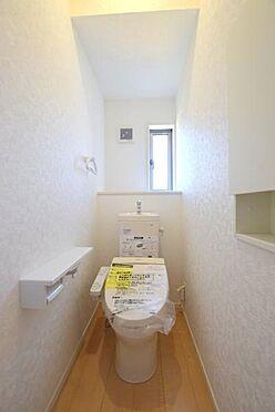 新築一戸建て-大崎市古川小泉字大小 トイレ