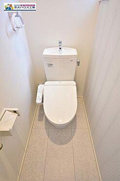 戸建賃貸-仙台市青葉区旭ケ丘4丁目 トイレ