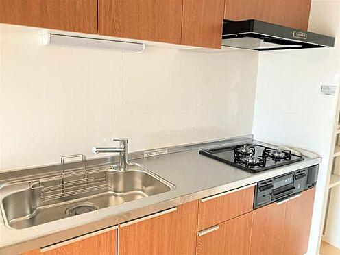 中古マンション-名古屋市名東区社口1丁目 収納スペース豊富なキッチン♪