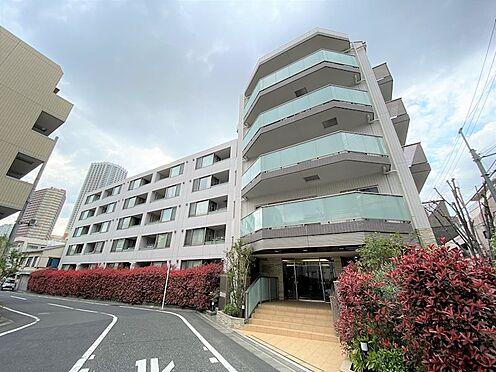 区分マンション-新宿区市谷台町 マンション外観のお写真です。