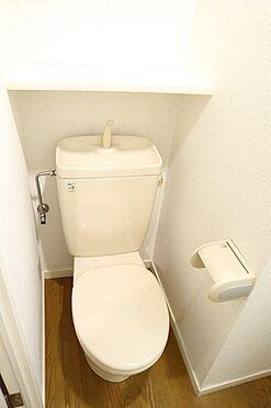 区分マンション-福岡市南区大楠2丁目 トイレ
