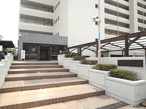 中古マンション-大阪市東成区大今里西3丁目 玄関