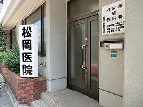 アパート-文京区千石4丁目 周辺環境:松岡外科眼科医院