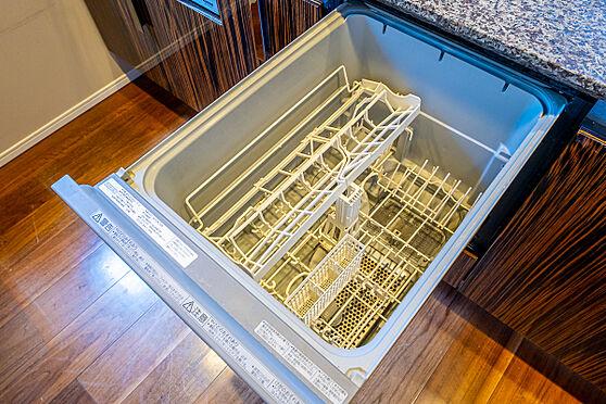 区分マンション-新宿区南元町 食洗器