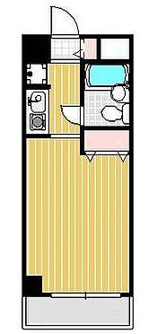 区分マンション-大阪市北区菅栄町 水回りと居室を分けた暮らしやすい間取り