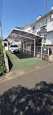 戸建賃貸-東松山市沢口町 駐車場
