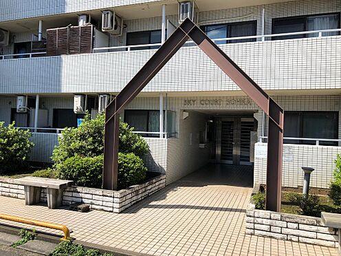 マンション(建物一部)-草加市谷塚上町 エントランス