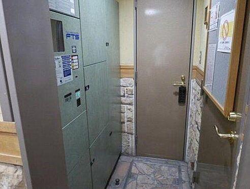 マンション(建物一部)-大阪市中央区常盤町2丁目 便利な宅配BOX