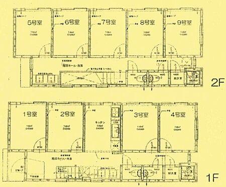 マンション(建物全部)-葛飾区鎌倉3丁目 間取り
