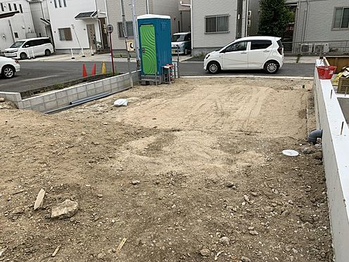 新築一戸建て-豊田市上挙母2丁目 トイレには収納棚があるので、インテリアなどを飾ってもステキですね♪