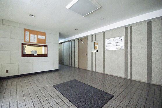 中古マンション-新宿区愛住町 エントランス