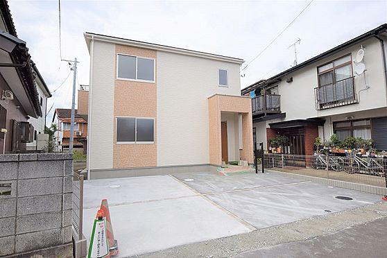 新築一戸建て-仙台市若林区若林3丁目 外観