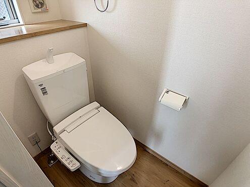 戸建賃貸-名古屋市港区高木町3丁目 トイレ