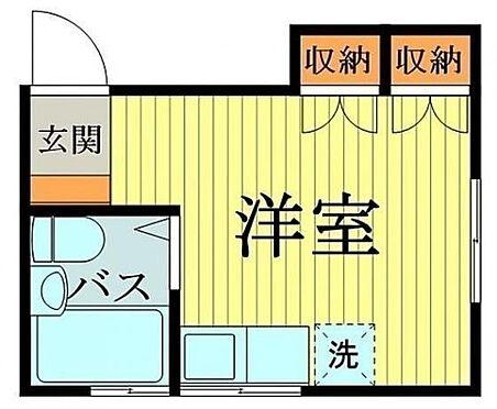 アパート-東村山市廻田町1丁目 間取り