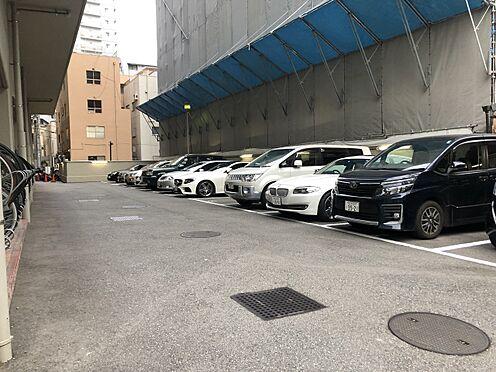 マンション(建物一部)-大阪市西区西本町2丁目 駐車場