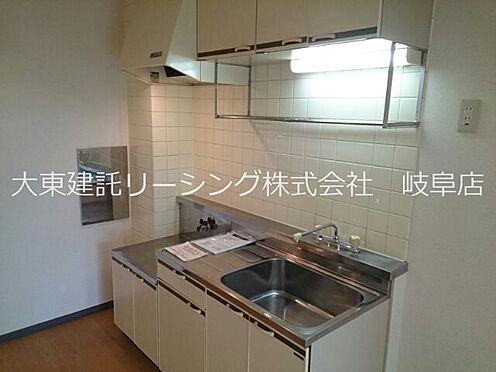 アパート-金沢市南新保町イ キッチン
