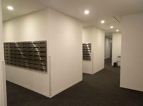 中古マンション-中央区晴海2丁目 【共有施設】メールボックス