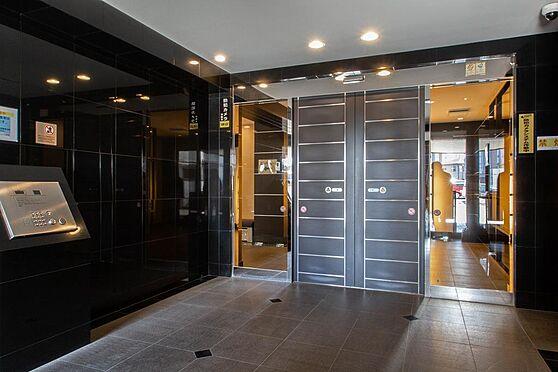 マンション(建物一部)-本庄市駅南1丁目 防犯カメラ、オートロック、警備会社によるセキュリィも導入された安心なマンション