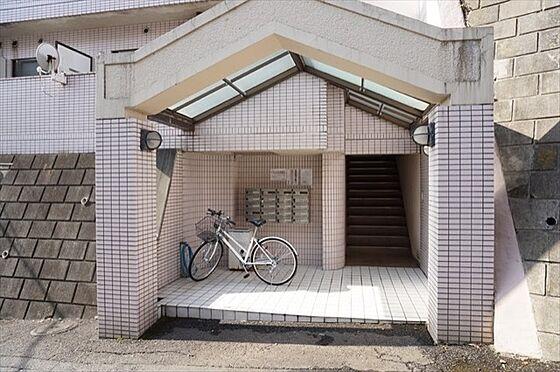マンション(建物一部)-横浜市西区霞ケ丘 エントランス