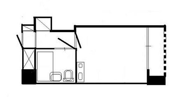 マンション(建物一部)-大阪市都島区内代町3丁目 間取り