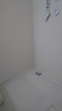 新築一戸建て-さいたま市西区大字佐知川 洗濯機置き場