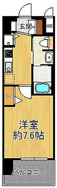 マンション(建物一部)-大阪市西淀川区姫里3丁目 間取り