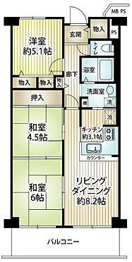 マンション(建物一部)-大阪市平野区加美北5丁目 リフォーム済の綺麗なお部屋です