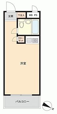 マンション(建物一部)-横浜市神奈川区新子安1丁目 間取り