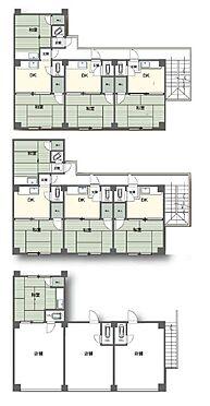 マンション(建物全部)-松戸市常盤平 間取り