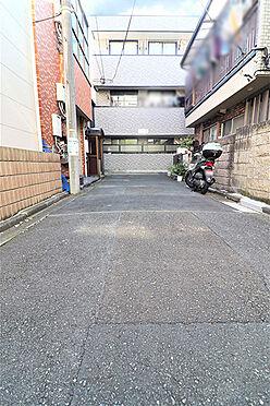 アパート-練馬区桜台4丁目 前面道路