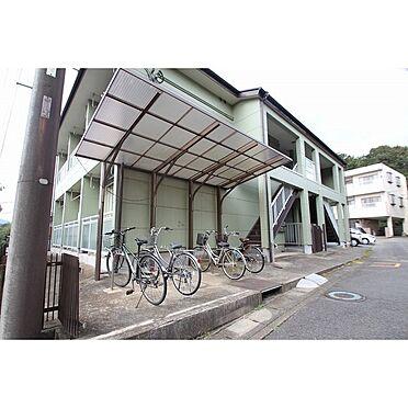 アパート-厚木市長谷 外観