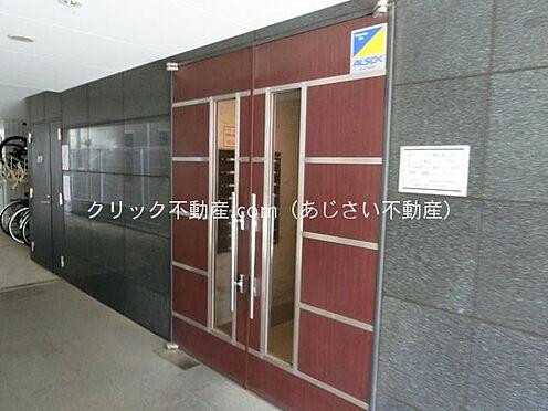 マンション(建物一部)-練馬区富士見台2丁目 玄関